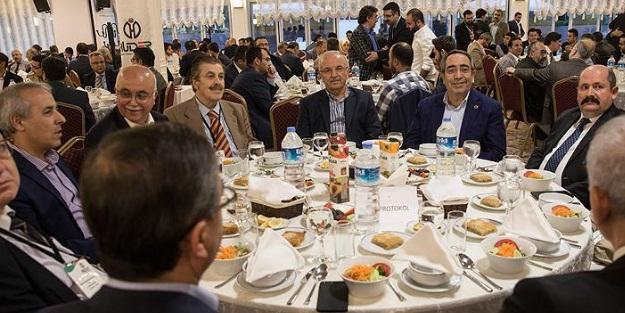HUDER'den iftar programı