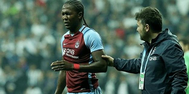 Hugo Rodallega resmen açıkladı! 'Transfer son anda olmadı'