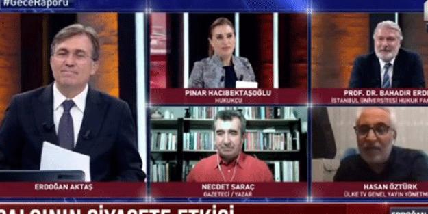 Hukukçu Bahadır Erdem, Ekrem İmamoğlu'nun yalanlarına pozitif ayrımcılık istedi!
