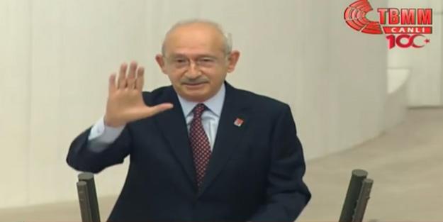İktidar olacağız' diyen Kemal Kılıçdaroğlu yine 'error' verdi!