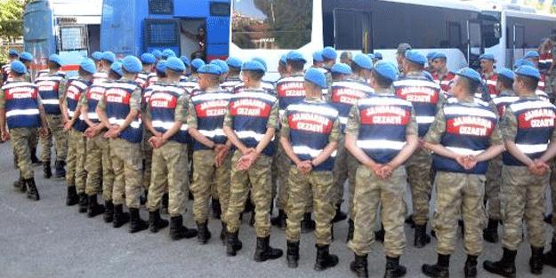 Hulusi Akar açıkladı: Jandarma Uzman Erbaş alımı yapıyoruz Uzman erbaş alımları ne zaman