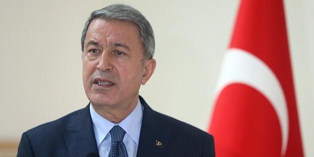 Hulusi Akar Yunan Bakanı davet etti