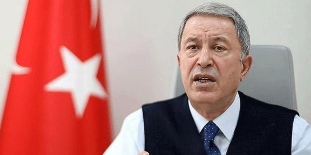 Hulusi Akar'dan Doğu Akdeniz açıklaması