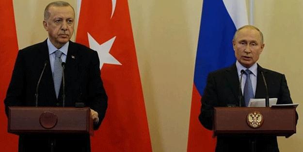 Hulusi Akar'dan Rusya açıklaması!
