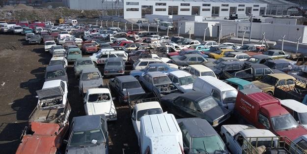 Hurdaya çıkartılan araçlar için ÖTV indirimi başladı