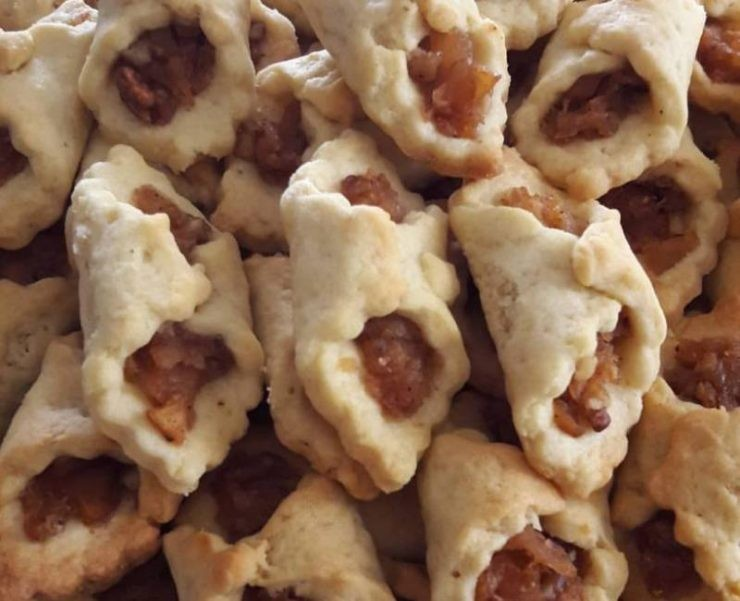 Hurmalı kurabiye nasıl yapılır?