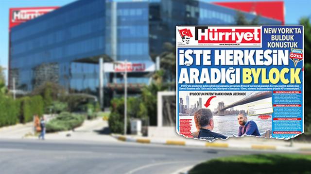 Hürriyet Gazetesi'nin soruşturma açılan ByLock manşetindeki 5 net yalan