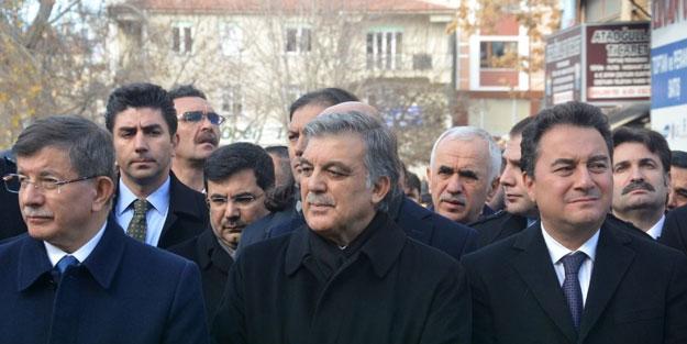 Hüseyin Gülerce kemik kadroyu açıkladı! Yeni partide Davutoğlu, Gül, Ali Babacan ve eski bakanlar yer alacak