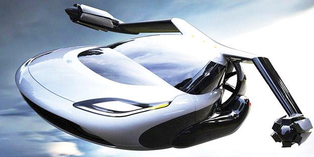 Hyundai 'uçan araba' için tarih verdi