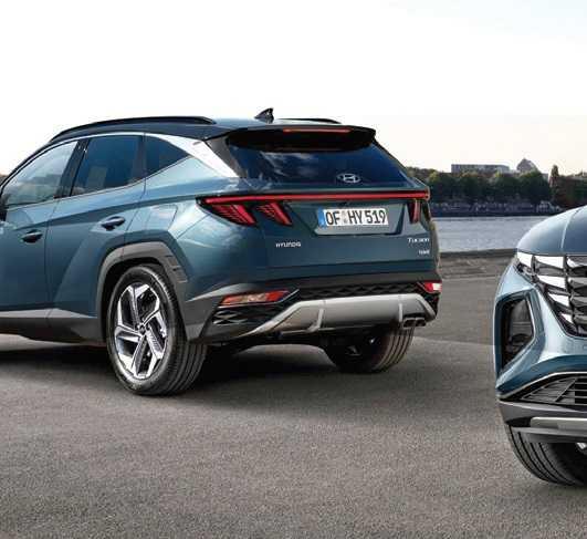 Hyundai Yeni Tucson'u tanıttı