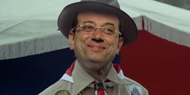 İBB Başkanı Ekrem İmamoğlu şimdi de kampa girdi!