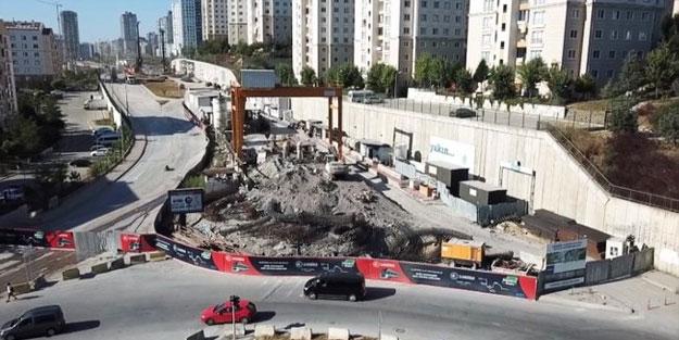 İBB beceremedi, bakanlık olaya el koydu! Yarım kalan proje tamamlanıyor