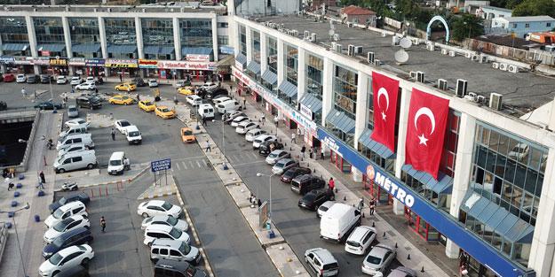 İBB Meclisi'nden flaş karar! İstanbul Otogarı işletmesi, İSPARK'a devredildi!