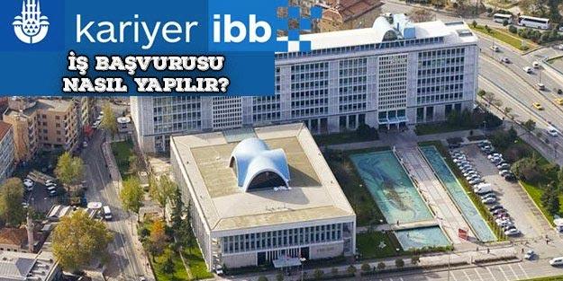 İBB personel alımı - İstanbul Büyükşehir Belediyesi iş ilanları