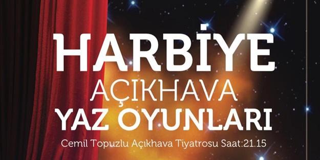 İBB Şehir Tiyatroları Açıkhava Yaz Oyunları yarın başlıyor