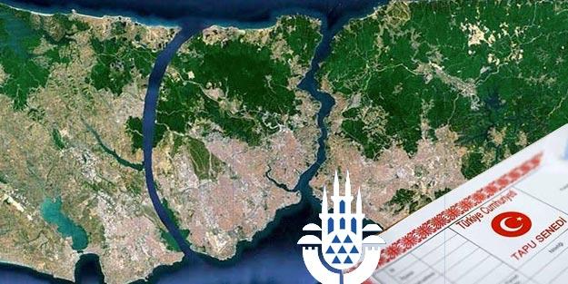 İBB tapu sorgulama nasıl yapılır? İstanbul Büyükşehir Belediyesi ada parsel imar sorgulama
