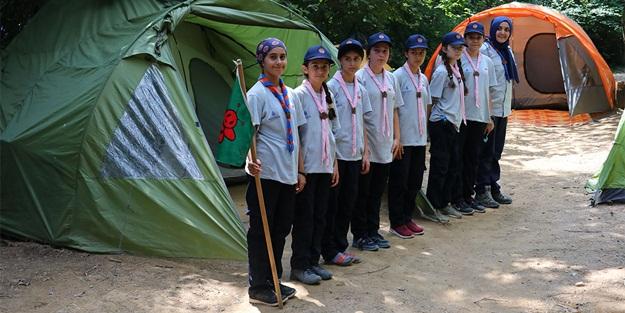 İBB Yaz İzci Kampı kayıtları başladı