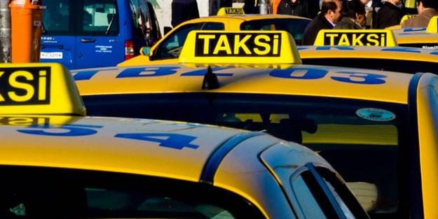 İBB zabıtayı sahaya sürdü! Taksicilere yüzlerce TL ceza kesildi
