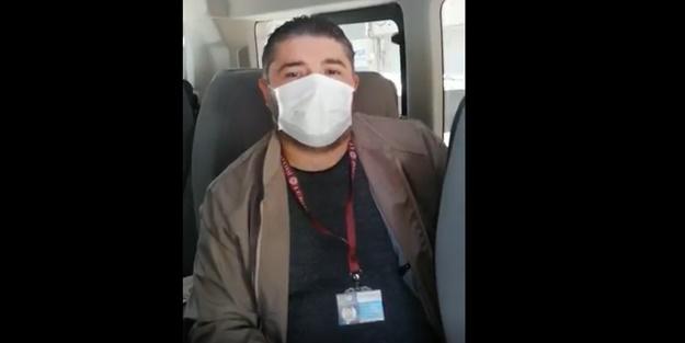 İBB'den bir skandal daha: Sağlık çalışanını ortada bıraktılar