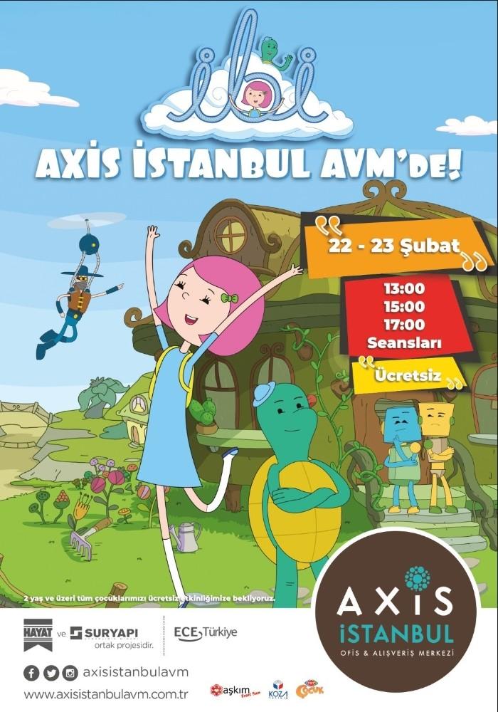 İbi ile Tosi Axis İstanbul AVM'de
