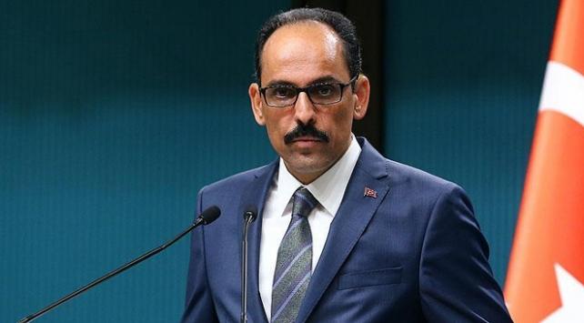 İbrahim Kalın: ABD yönetimi Türkiye'yi kaybetme riskiyle karşı karşıya