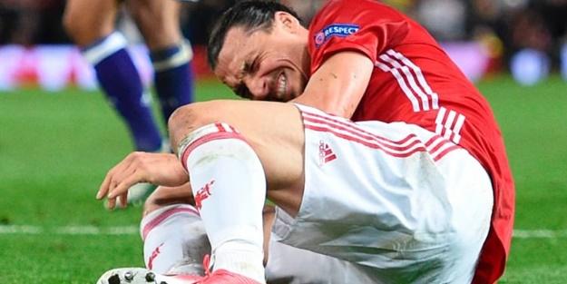 Ibrahimovic sezonu kapattı!