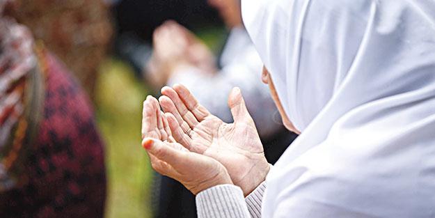 İç sıkıntısı için hangi dua okunur?