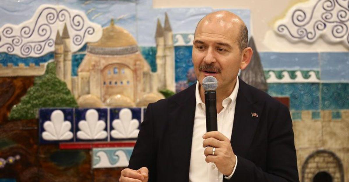 İçişleri Bakanı Soylu: Amerika Birleşik Devletleri seçim sabıkalısıdır