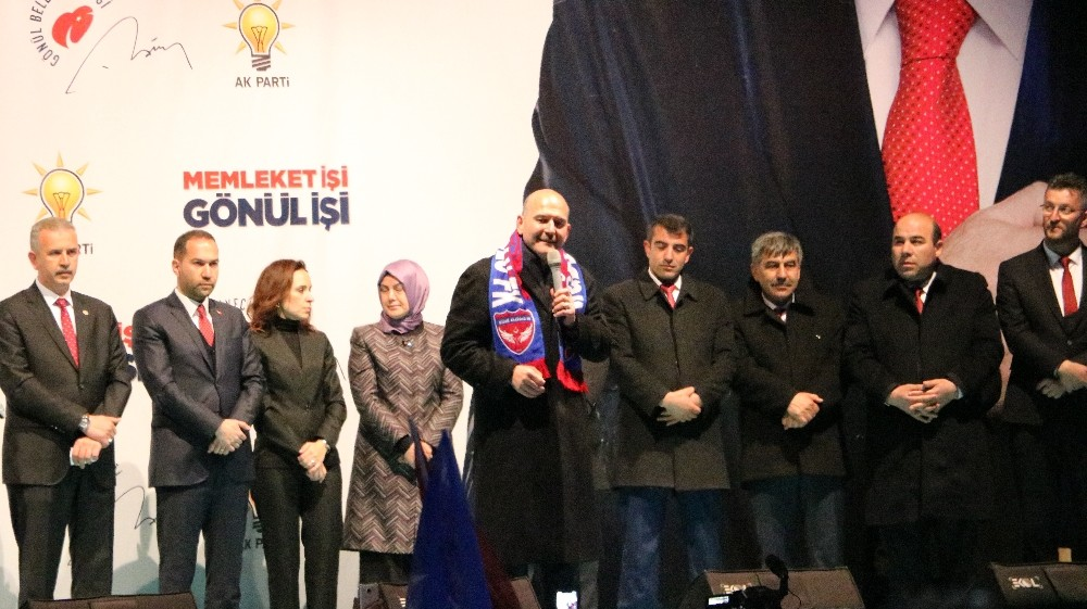 İçişleri Bakanı Soylu: Kılıçdaroğlu çok büyük bir tezgah hazırlıyor
