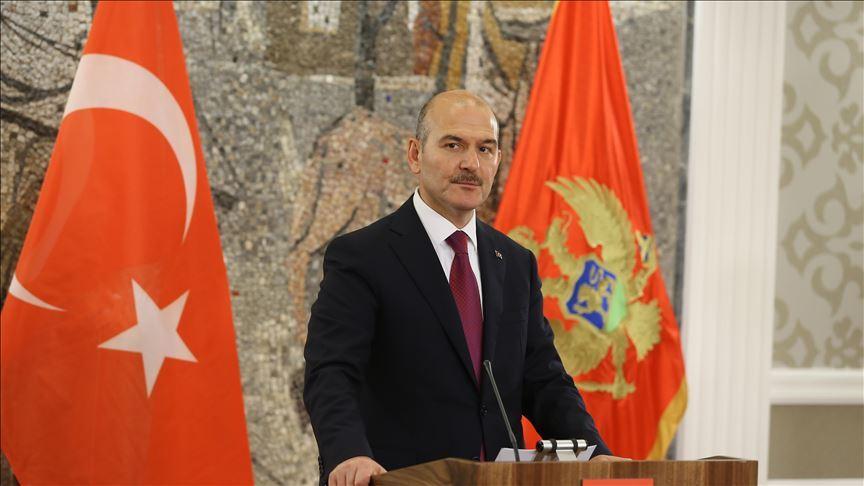 İçişleri Bakanı Soylu, şehit kaymakam Muhammet Fatih Safitürk'ü andı