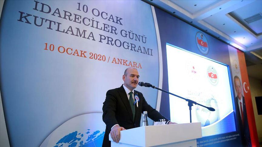 İçişleri Bakanı Soylu: Türkiye yöneldiği bir hedefi olan ülkedir