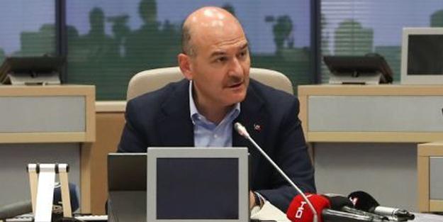 İçişleri Bakanı Soylu: Yeni bir seferberlik başlatıyoruz