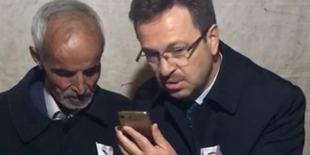 İÇİŞLERİ BAKANI SOYLU'DAN ŞEHİT AİLESİNE TELEFON