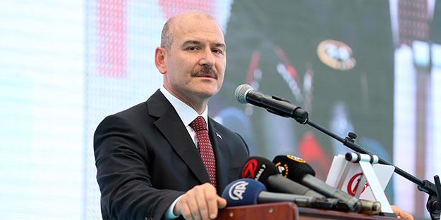 İçişleri Bakanı Süleyman Soylu: 2 yılda 3 bin 333 teröristi etkisiz hale getirdik