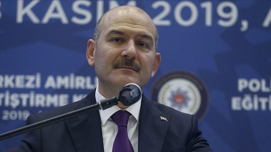 İçişleri Bakanı Süleyman Soylu: Bağdadi'nin kız kardeşine ilişkin gerekli tahkikatlar yapılıyor