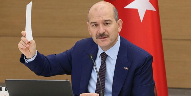 İçişleri Bakanı Süleyman Soylu, koronavirüs için kritik günü açıkladı