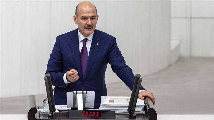 İçişleri Bakanı Süleyman Soylu: PKK ile mücadelede eski Türkiye yok