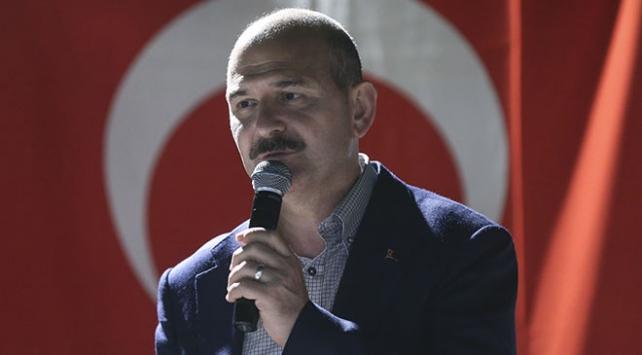 İçişleri Bakanı Süleyman Soylu: Türkiye son 16 yılda büyük sıçramalar gerçekleştirdi