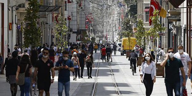 Bakanlıktan 'sokağa çıkma yasağı' açıklaması