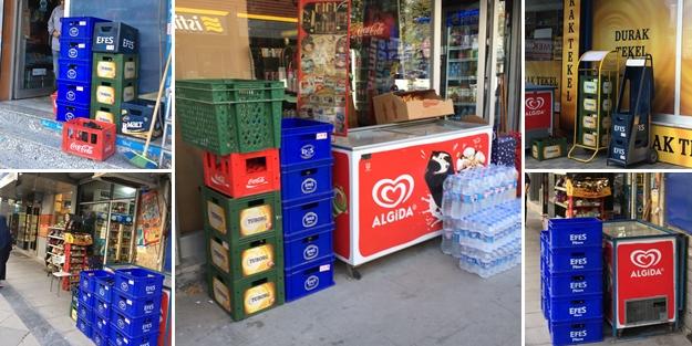 İçki satıcılarının şeytani tezgahı… Reklam yasağını böyle deldiler