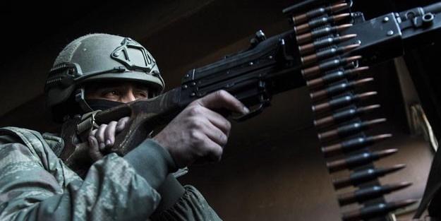 İdil'e sızmaya çalışan teröristlerle çatışma