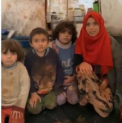 İdlib halkına yardımlar sürdürülüyor
