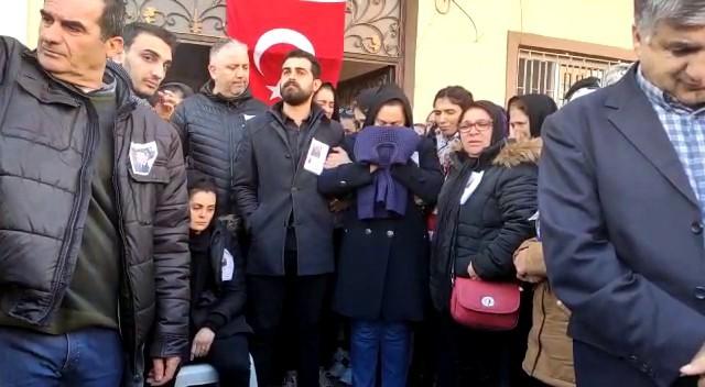 İdlib şehidi Teğmen Fırıncıoğulları'nın cenazesi baba ocağına getirildi