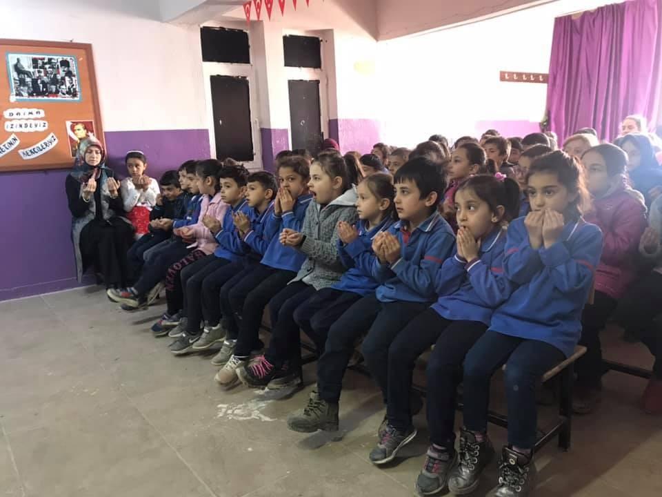 İdlib şehitleri anma programı düzenlendi