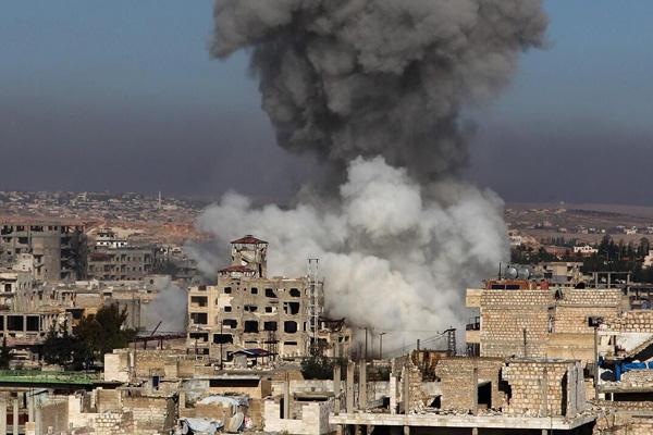 İdlib'de 100'e yakın İran destekli yabancı terörist öldü!