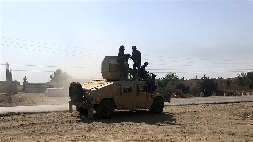 İdlib'de askeri muhaliflerden Beşşar Esed rejimine operasyon