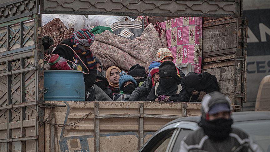 İdlib'de ateşkesten sonra yaklaşık 35 bin sivil evlerine döndü