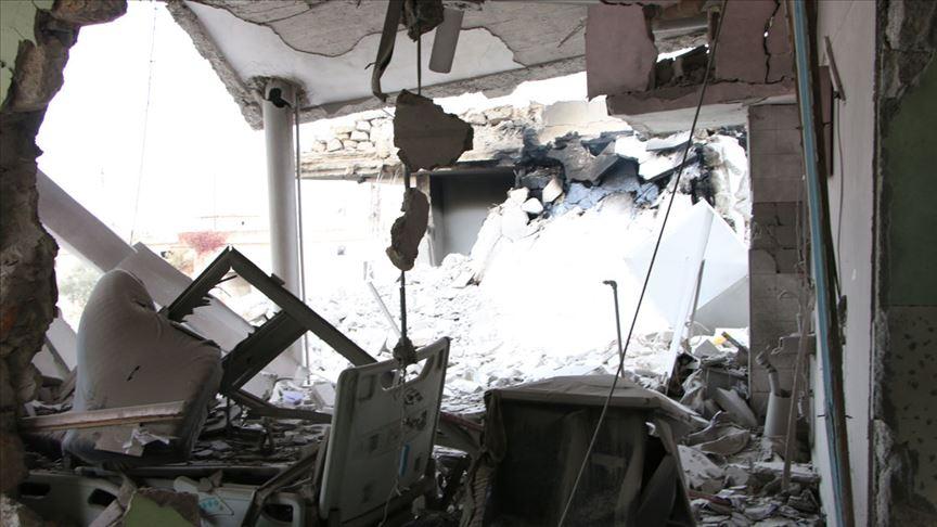 İdlib'de rejim ve Rusya'nın saldırıları devam ediyor