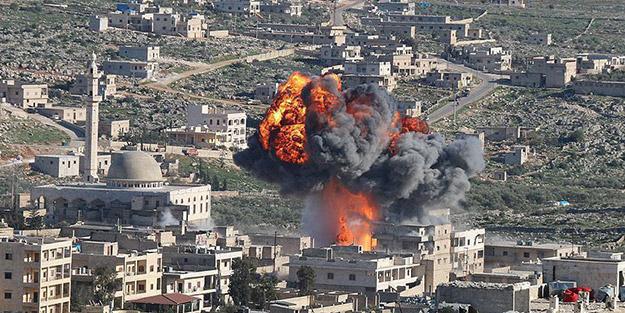 İdlib'de sivil katliamı! 100 kişi hayatını kaybetti