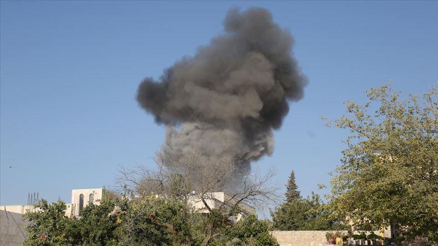 İdlib'e hava ve kara saldırıları durmuyor